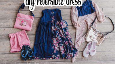 diy reversible dress