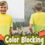 color blocking basics