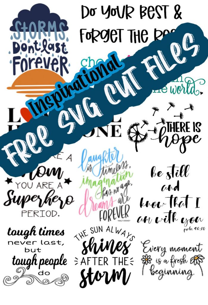 free cute files with positive sayings