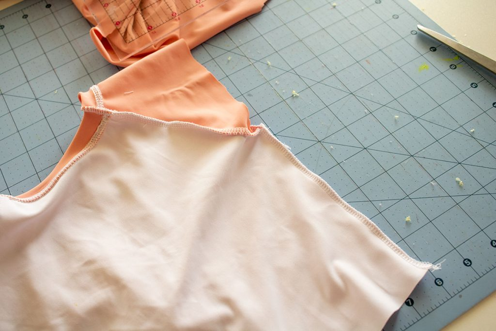 side seam sewing