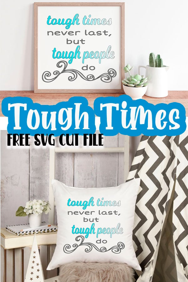 I've once again teamed up with some friends to bring you a fun list of free svg cut files. This time all for positive sayings. Hopefully these brighten your day. via @lifesewsavory