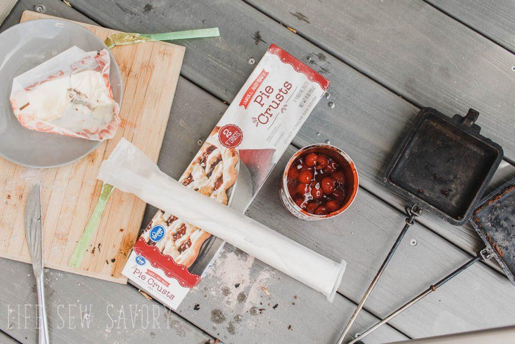 camping dessert ideas