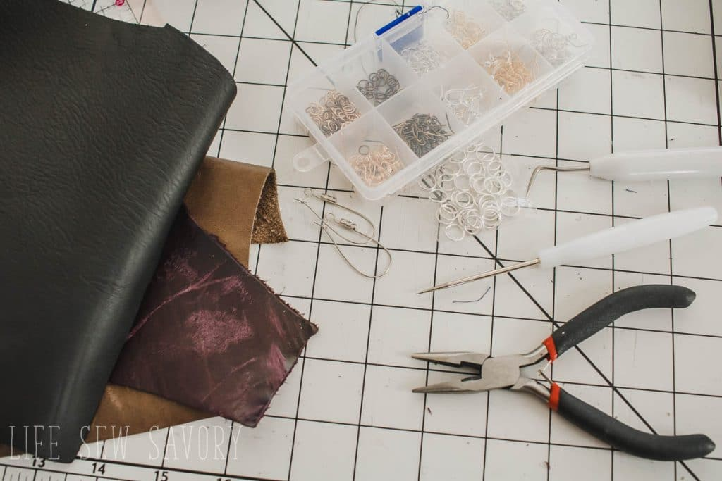 Where to buy leather and other jewelry supplies