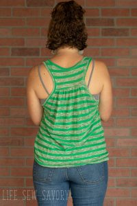 tank top free sewing pattern