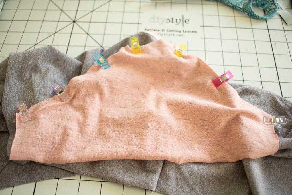 ease sleeve curves