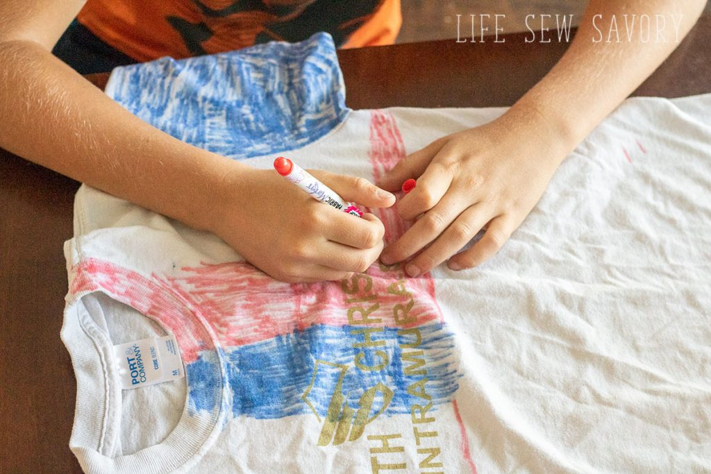 tshirt fun for kids