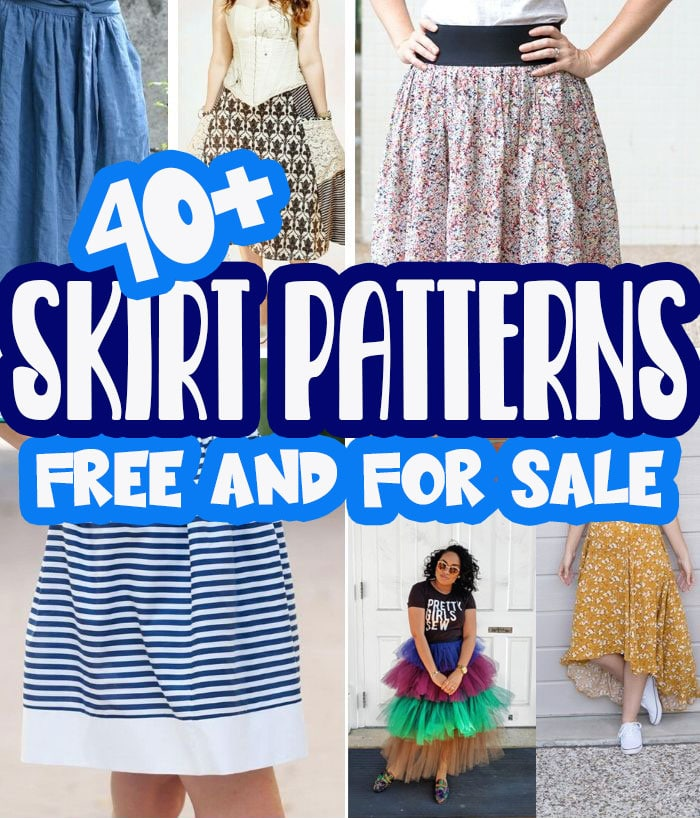 best womens skirt patterns to sew