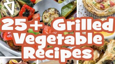 how to cook veggies on the grill