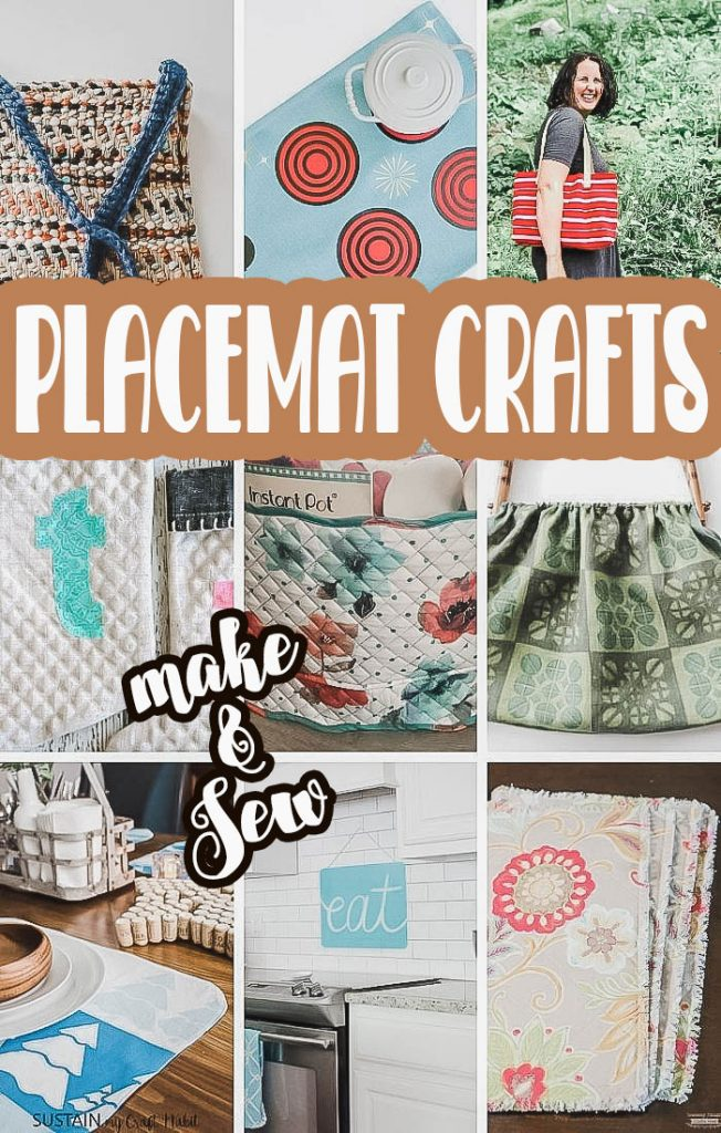 placemat crafts to make and sew