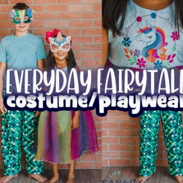 everyday fairytale costumes