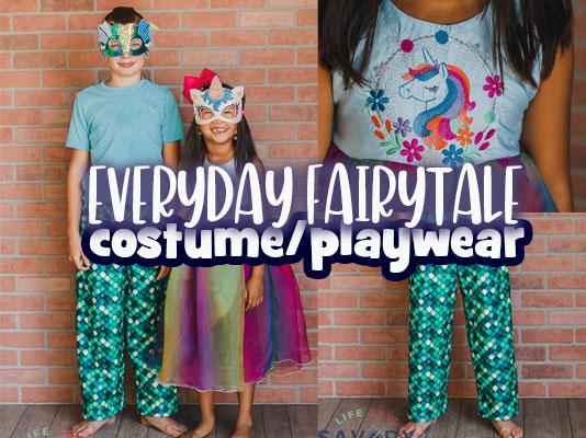 everyday fairytale costumes