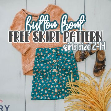free skirt pattern sizes 2-14