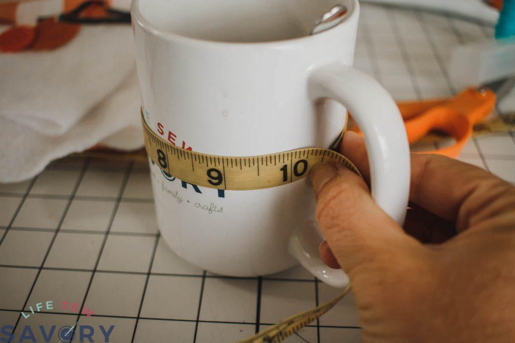 measure mug circumference