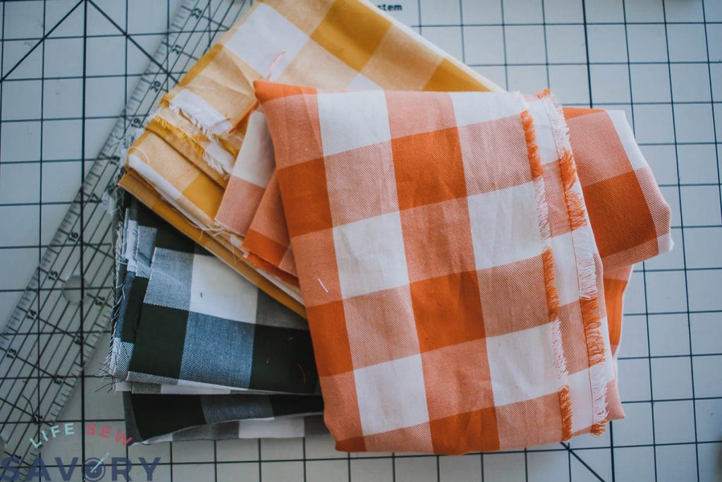 pretty fall fabric