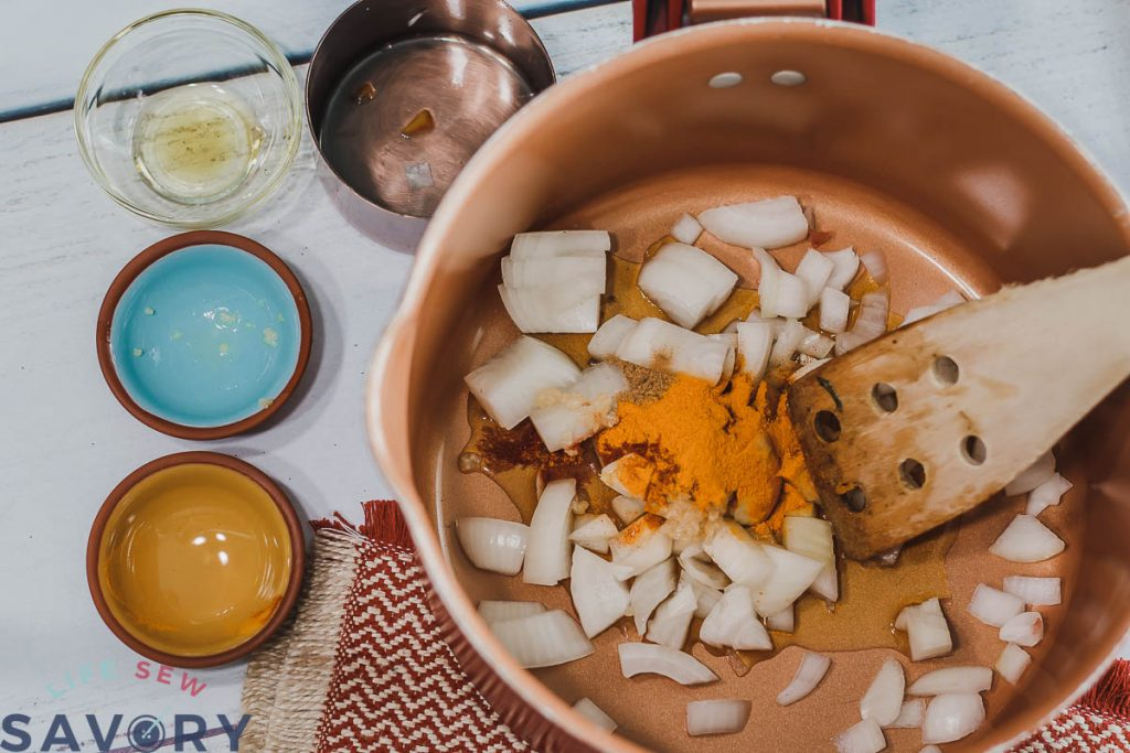best spices for squash soup