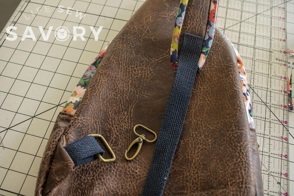 sling bag sewing tutorial