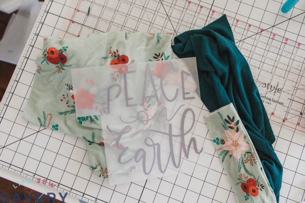 raglan nightgown supplies