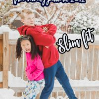 slim fit athletic jogger free sewing pattern