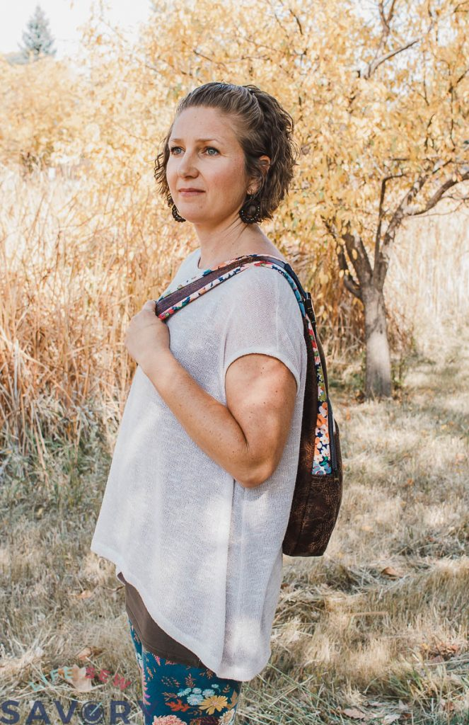 sling bag sewing pattern