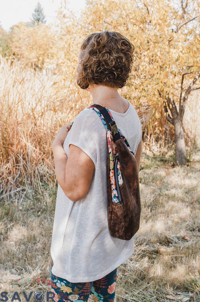 cute sling bag free sewing pattern