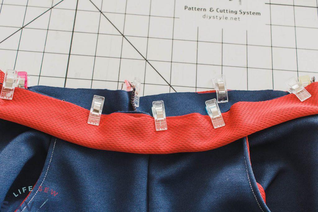 waistband attachment