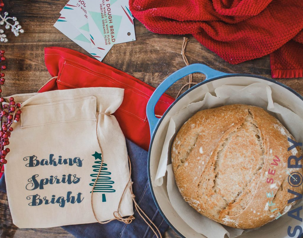 bread bags for gifting bread
