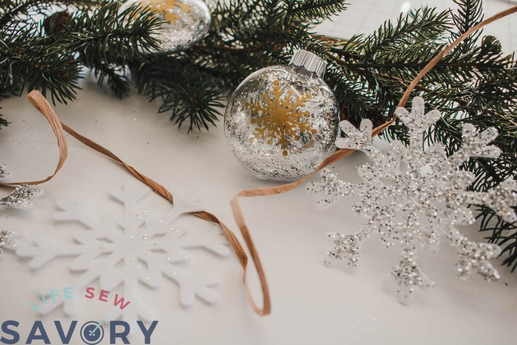 cute snowflake crafts and tutorial