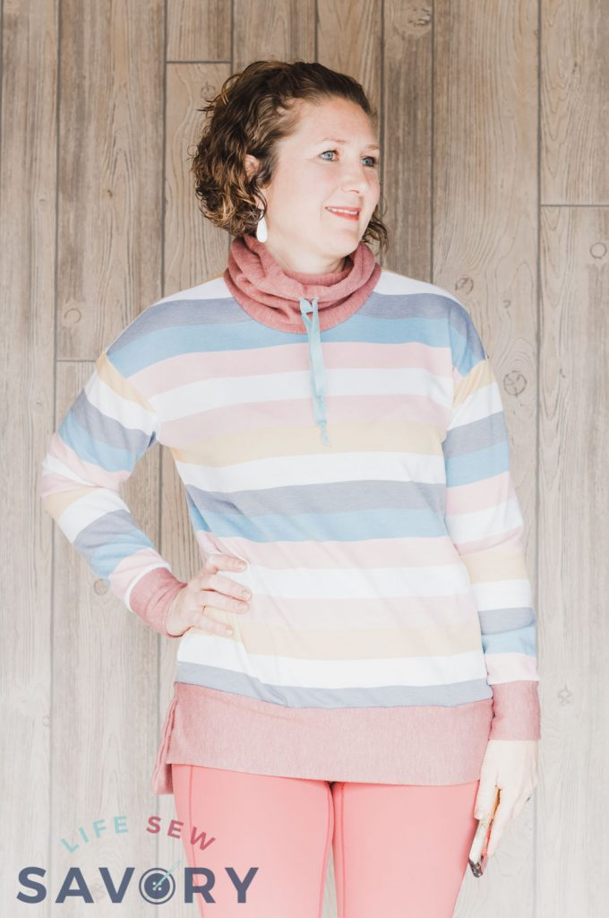 cute sweatshirt for casual dress