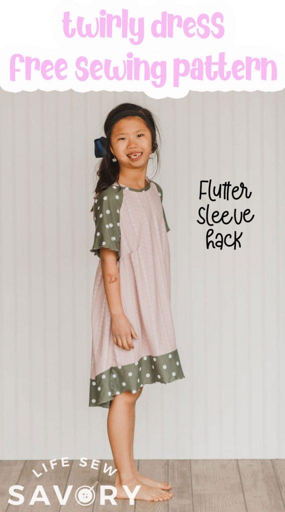 Free short sleeve dress pattern