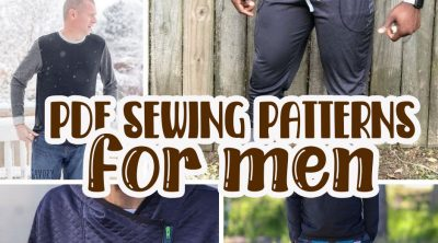 sewing patterns for men pdf version