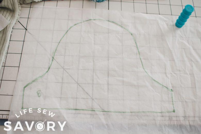 trace new sleeve shape