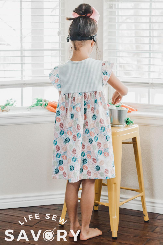 sew a dress with sleeveless dress pattern