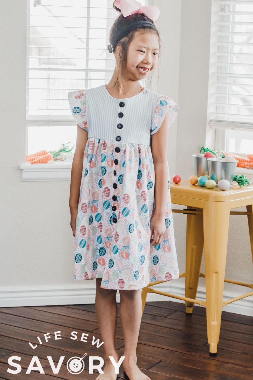 sleeveless dress pattern free with tutorial