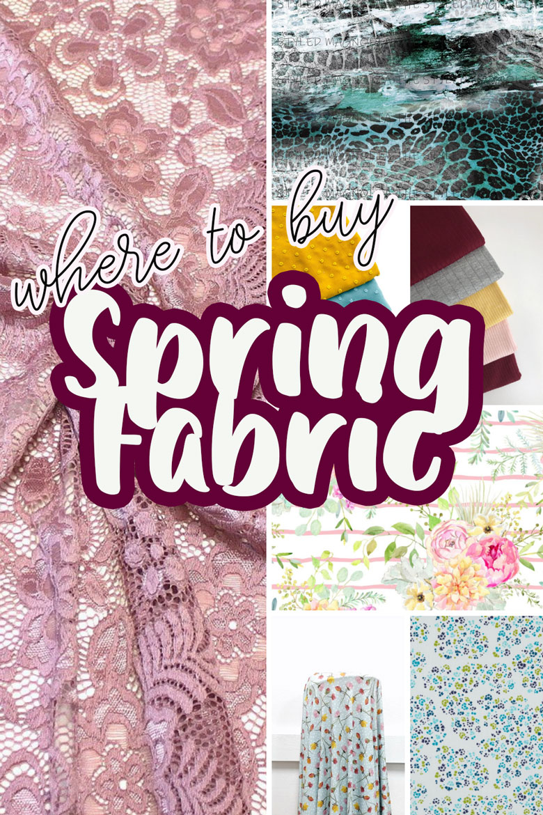 my favorite spring and summer fabrics where to buy and what kind to use