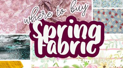 where to buy my favorite spring fabrics and how to use them