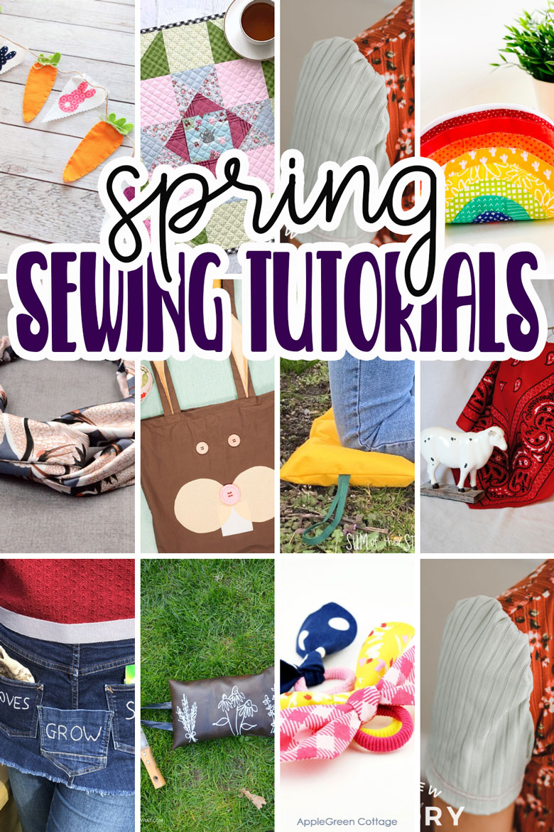 spring sewing projects to make