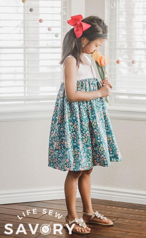 tank dress sewing pattern