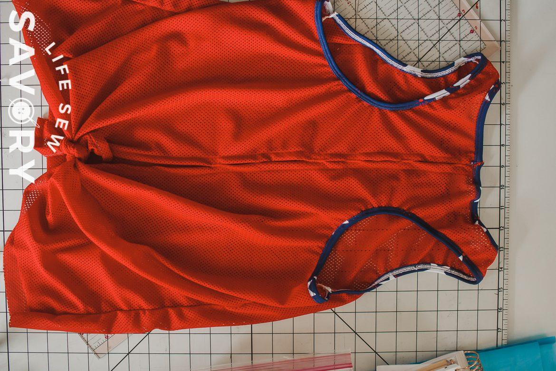 sports tank free sewing pattern