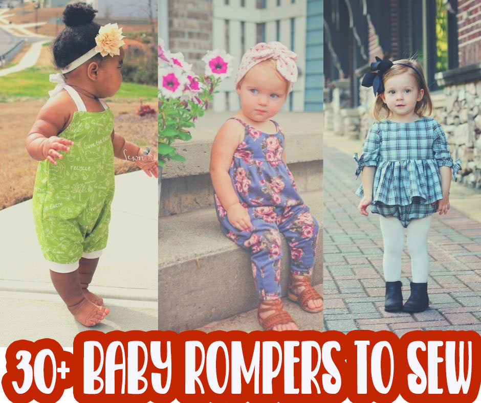 baby romper sewing patterns