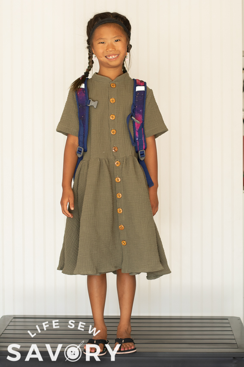 dress for back to school