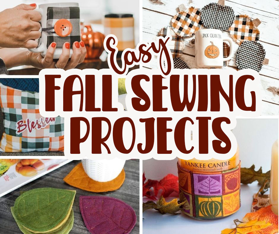 fall sewing projects for beginners