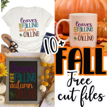 fall signs free svg
