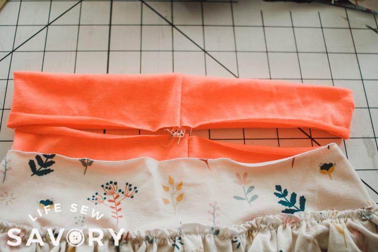 fold waistband