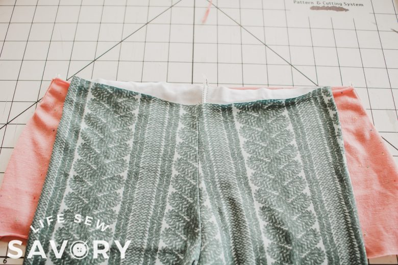 looser skirt